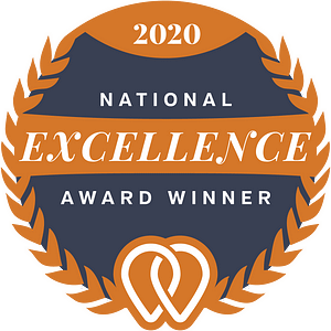UpCity National Excellence Award Winner
