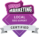 Certified Local SEO Expert - Duct Tape Marketing